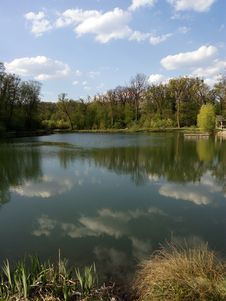 Free Reflection, Water, Nature, Pond Royalty Free Stock Photos - 120958768