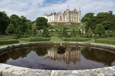 Free Reflection, Stately Home, Water, Garden Stock Photos - 120958773