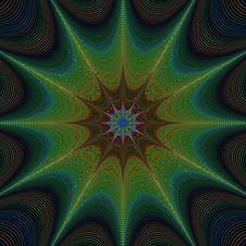 Free Fractal Art, Symmetry, Organism, Psychedelic Art Royalty Free Stock Photo - 120958915