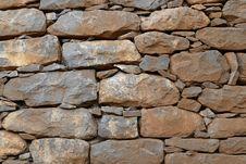 Free Stone Wall, Wall, Rock, Rubble Royalty Free Stock Photography - 120959237