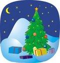 Free Background Xmas Stock Images - 1211454