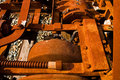 Free Rusted Machinery Royalty Free Stock Photos - 1212688