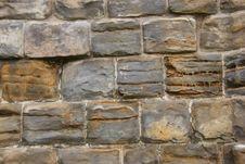 Free Stone Wall (1) Stock Image - 1210471