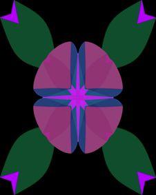 Free Tulip Cross Stock Image - 1211271