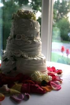 Free Wedding Cake Stock Images - 1212604