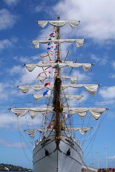 Free Old Sailboat Stock Photos - 1213593