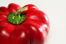 Free Red Bell Pepper Royalty Free Stock Images - 1213599