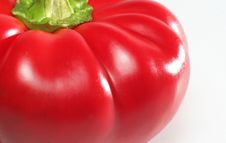 Free Red Bell Pepper Royalty Free Stock Photos - 1213618