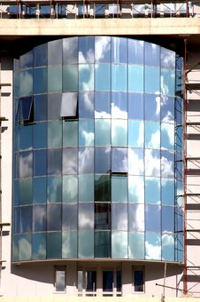 Free Reflections Modern Buildings 7 Stock Photo - 1213930
