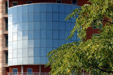 Free Reflections Modern Buildings 4 Stock Photos - 1214113