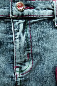Free Jeans Stock Photo - 1214380