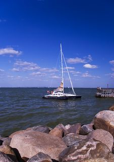 Free Sailboat Stock Photos - 1214443
