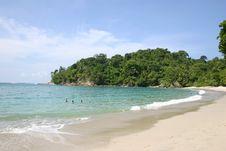 Free Tropical Beach Royalty Free Stock Photos - 1215228