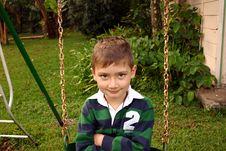 Free Kid Having Fun Stock Photography - 1215312