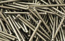 Free Nails Closeup Stock Images - 1215404