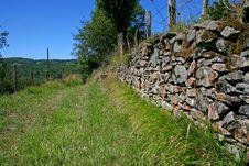 Pathway Royalty Free Stock Photo