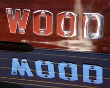 Free Wood Mood Stock Image - 1216101