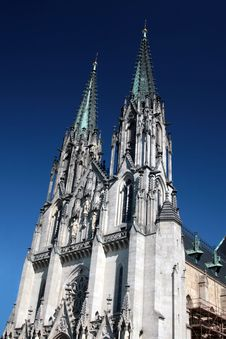 Free Saint Wenceslas Cathedral Olomouc, Czech Republic Royalty Free Stock Photos - 1216428