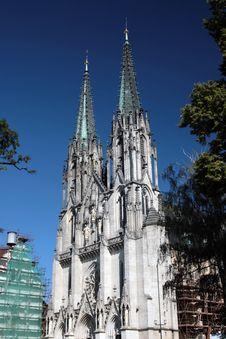Free Saint Wenceslas Cathedral Olomouc, Czech Republic Royalty Free Stock Photography - 1216487