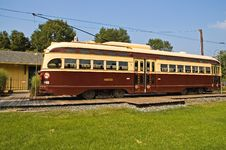 Free Antique Street Trolley - 6 Stock Image - 1216891