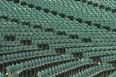 Free Numbered Stadium Seats Stock Images - 1217844