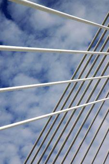 Bridge Detail 5 Stock Images