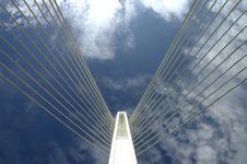 Bridge Detail 15 Royalty Free Stock Photography