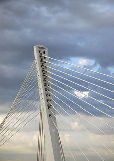 Bridge Detail 17 Royalty Free Stock Image