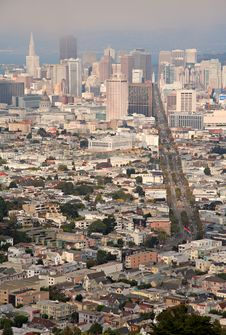 Free San Francisco View Stock Photo - 1219240