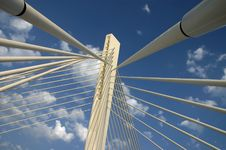 Free Bridge Detail 31 Royalty Free Stock Photos - 1219268