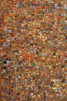 Free Art, Pattern, Mosaic Royalty Free Stock Photos - 121057878