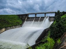 Free Dam, Water Resources, Water, Infrastructure Royalty Free Stock Photo - 121057895