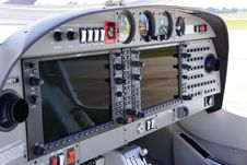 Free Cockpit, Aviation, Airplane, Technology Royalty Free Stock Photos - 121057938