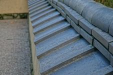 Free Metal, Angle, Walkway, Composite Material Stock Images - 121057994