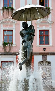 Free Water, Statue, Sculpture, Fountain Royalty Free Stock Photo - 121058045