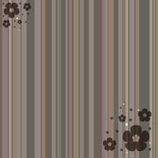 Free Brown Striped Background Stock Image - 12120051
