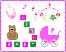 Free Baby Toys Royalty Free Stock Photography - 12142087