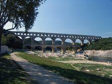 Free Bridge, Viaduct, Aqueduct, Arch Bridge Royalty Free Stock Photo - 121556425