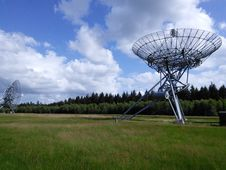 Free Sky, Radio Telescope, Cloud, Field Royalty Free Stock Photos - 121556808