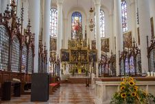 Free Altar, Chapel, Place Of Worship, Parish Stock Image - 121556981