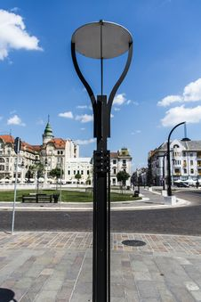 Free Street Light, Light Fixture, Sky, Public Space Royalty Free Stock Images - 121557039