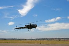 Free Helicopter, Aircraft, Rotorcraft, Helicopter Rotor Royalty Free Stock Photography - 121662847