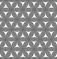Free Pattern, Black And White, Design, Line Stock Photo - 121663120