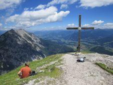 Free Mountain Range, Mountainous Landforms, Mountain, Sky Stock Image - 121663191