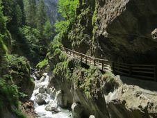 Free Nature Reserve, Water, Ravine, Stream Stock Image - 121663211