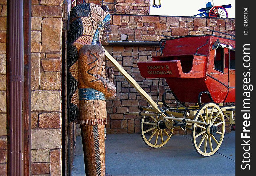 Carriage, Rickshaw, Cart, Chariot