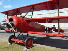 Free Airplane, Aircraft, Biplane, Model Aircraft Royalty Free Stock Photo - 121707405