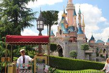 Free Landmark, Tourist Attraction, Walt Disney World, Amusement Park Royalty Free Stock Image - 121707556