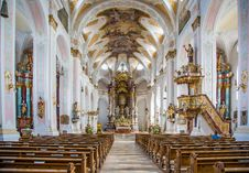 Free Place Of Worship, Altar, Church, Basilica Royalty Free Stock Photos - 121707588