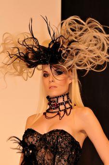 Free Beauty, Fashion Model, Fashion Accessory, Fashion Royalty Free Stock Image - 121707756